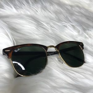 RAYBAN GLASSES CLUBMASTER